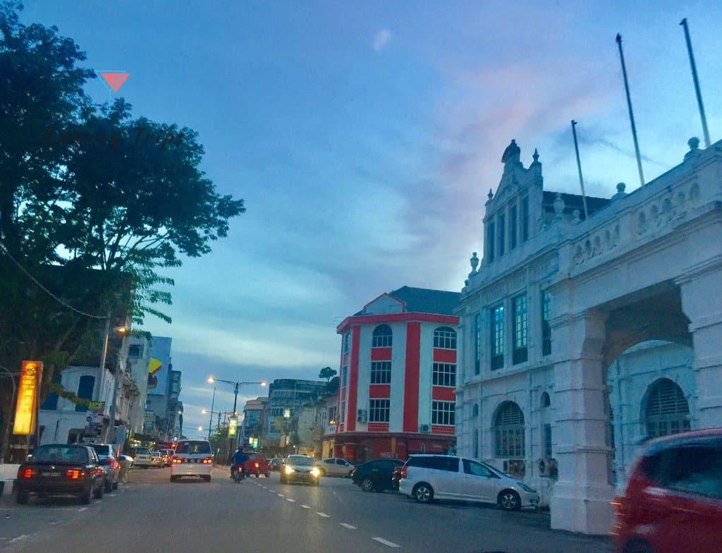 The Heritage Town of Taiping, Malaysia
