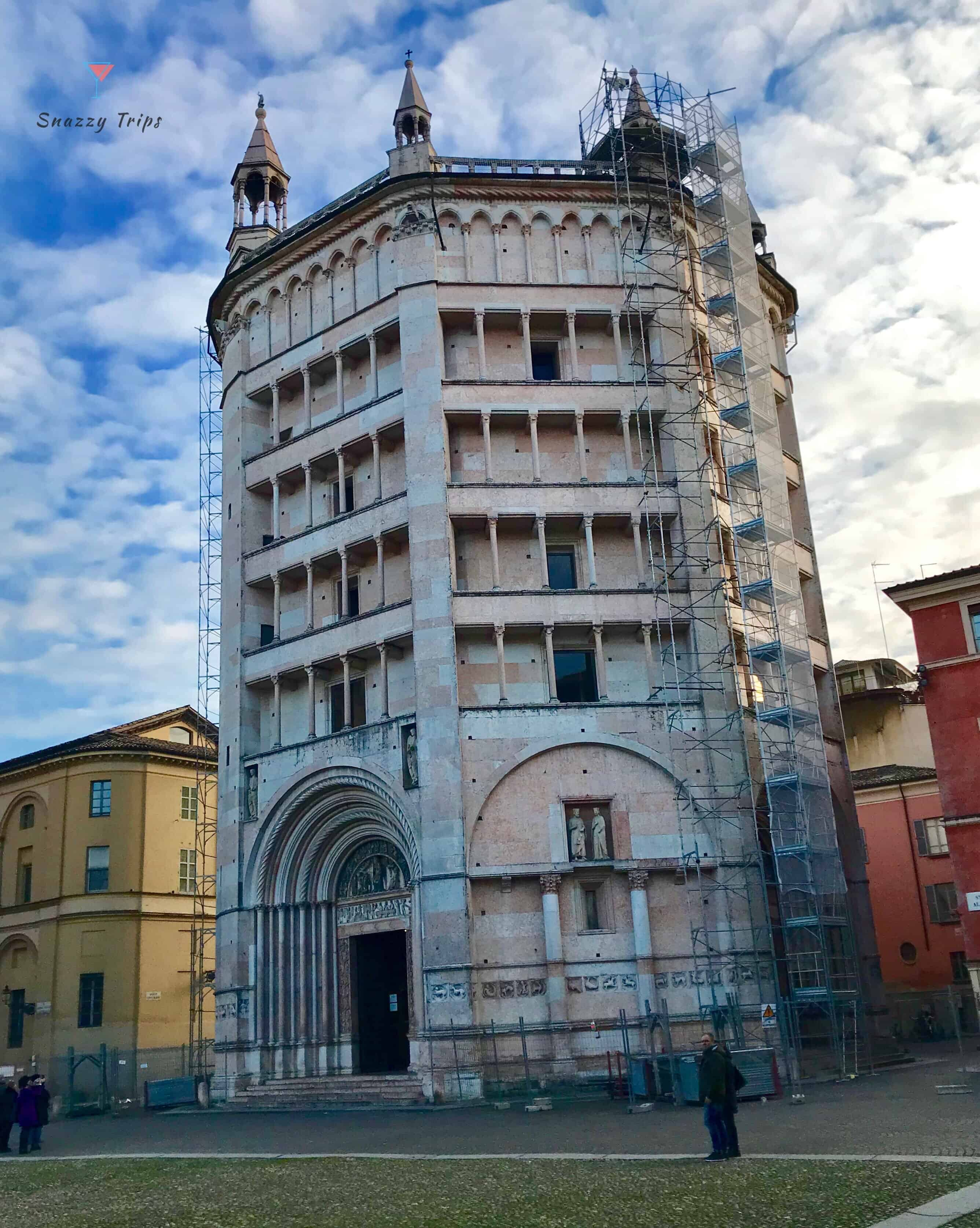 You must see Parma
