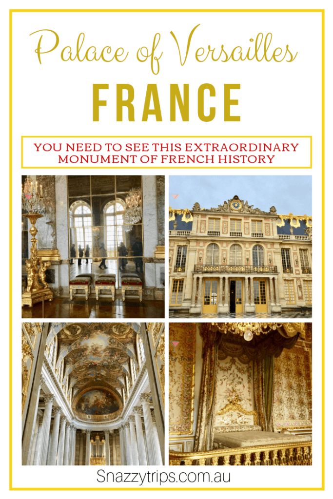 Palace of Versailles 2 Snazzy Trips travel blog