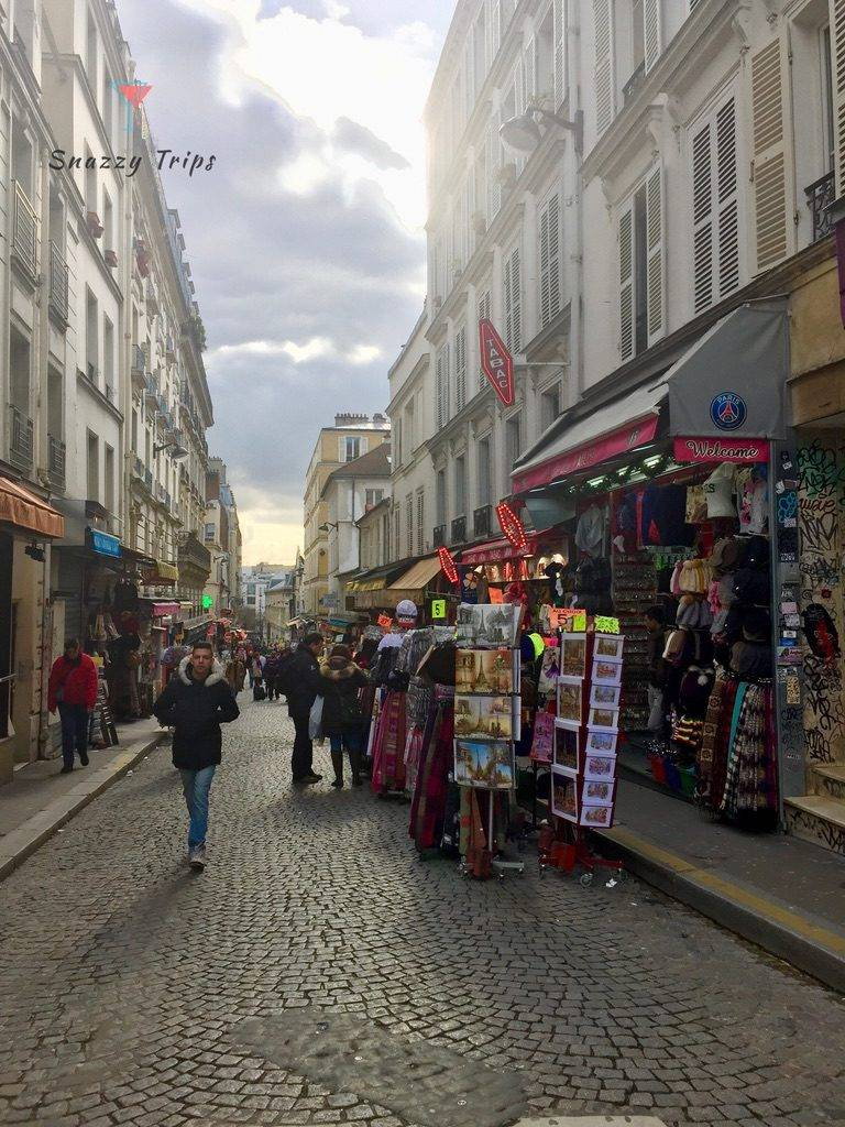 Must see Montmartre