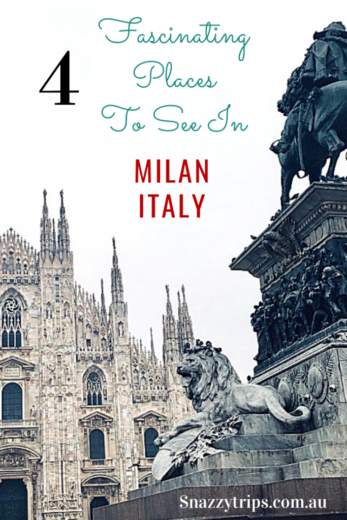 Milan's most historical sites
