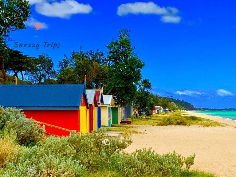 A Perfect Melbourne Beach Holiday at Dromana