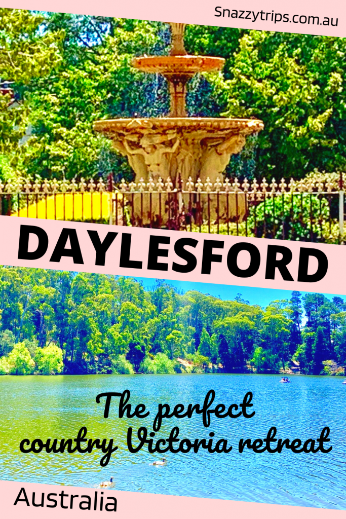 Daylesford The perfect country Victoria retreat Australia Snazzy Trips travel blog