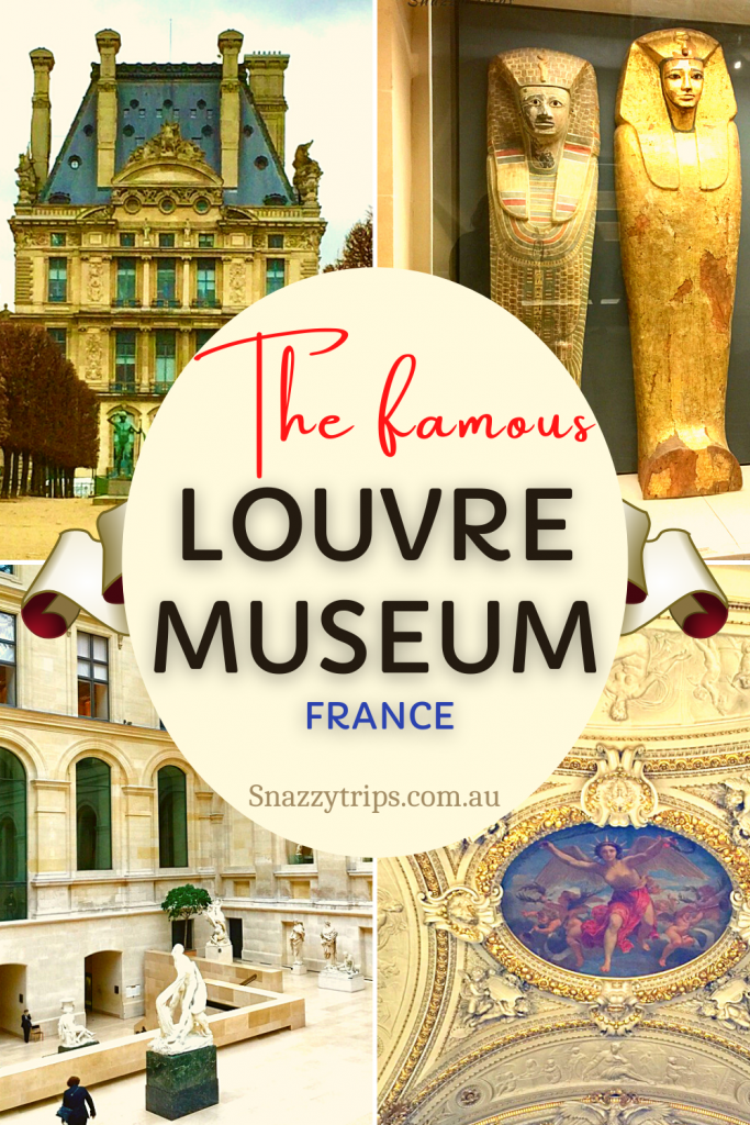 The famous Louvre Museum Paris FranceCopy of Untitled Snazzy Trips travel blog