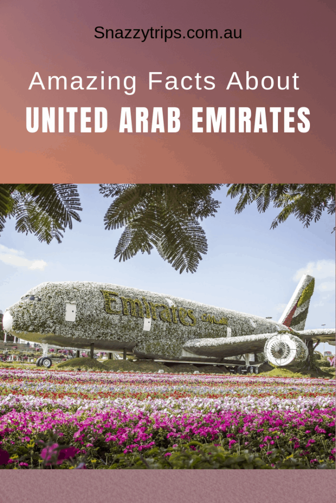 United Arab Emirates things you should know Snazzy Trips travel blog