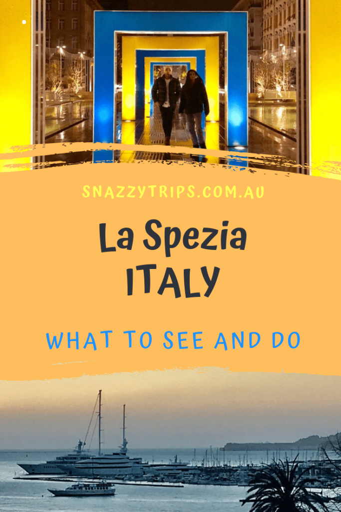 La Spezia Italy, what to see and do