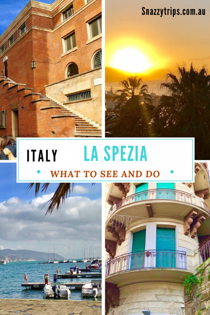 What to see and do in La Spezia Italy