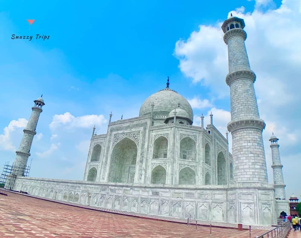 Guide to the Taj Mahal Agra India