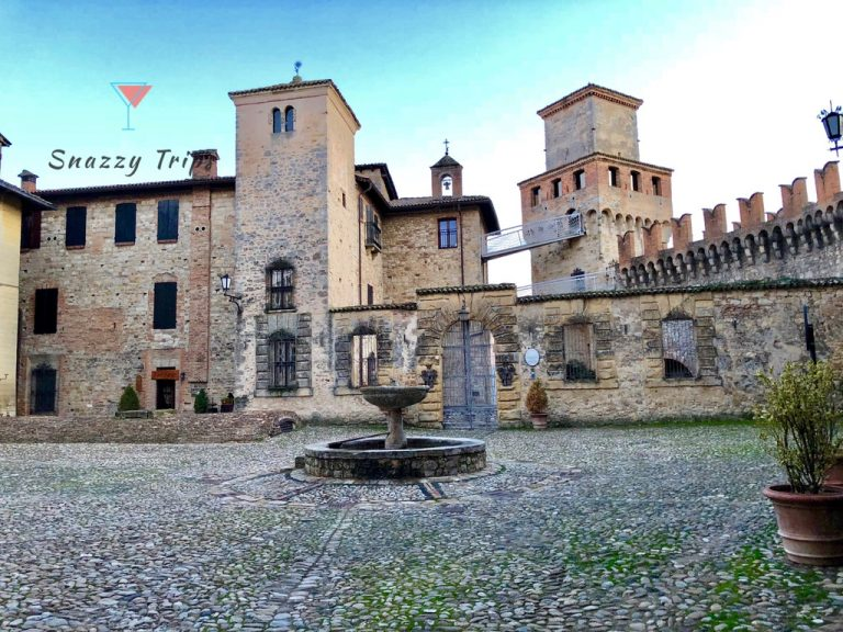 An Enchanting Stay At Vigoleno Castle