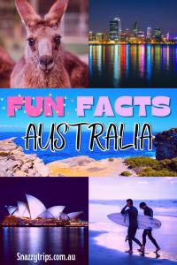 Fun facts about Australia