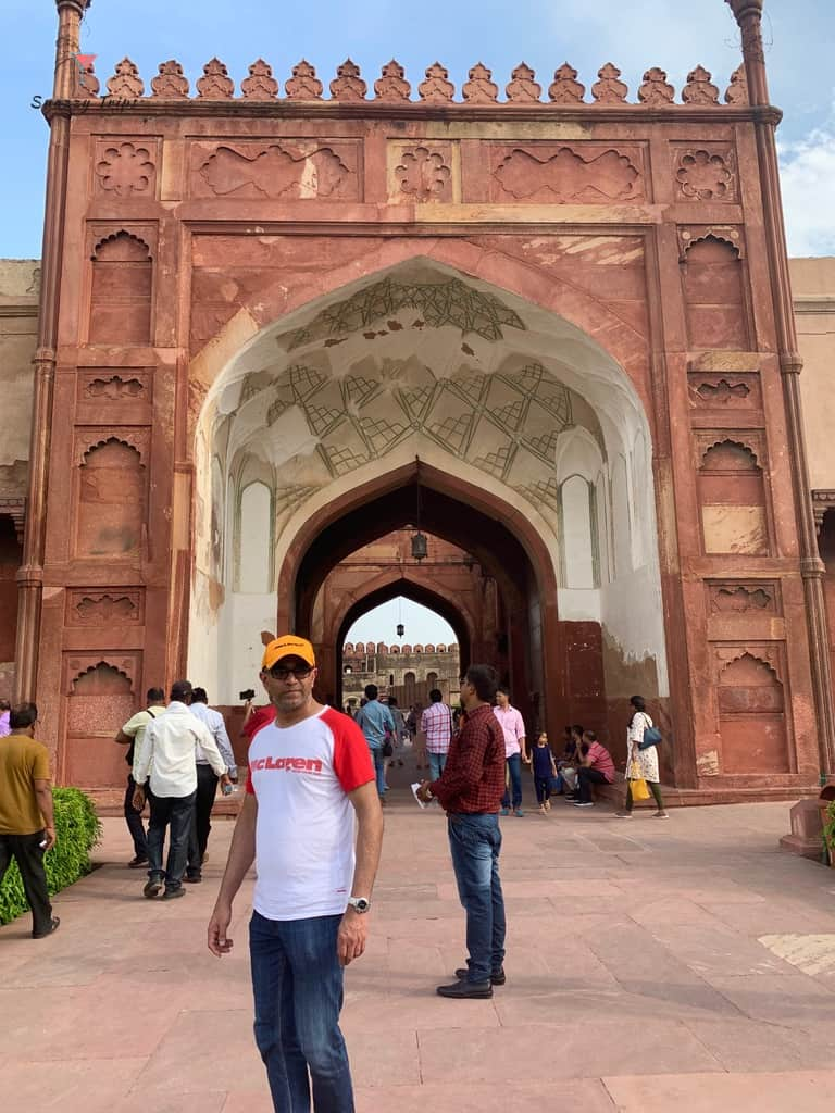 See Agra Red Fort