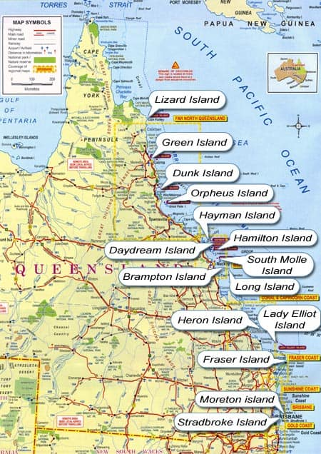 queensland islands Snazzy Trips travel blog