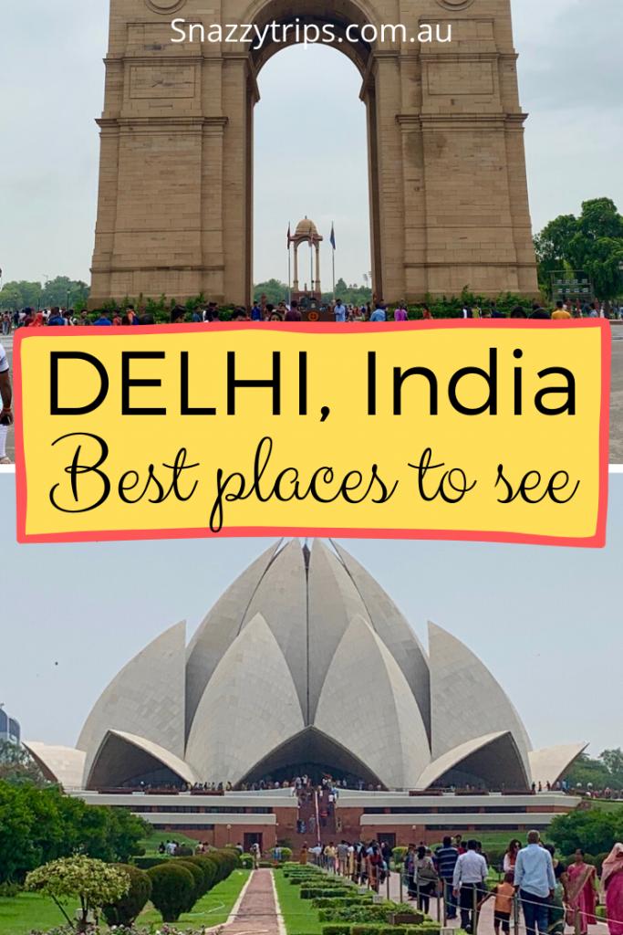 best places in Delhi, India