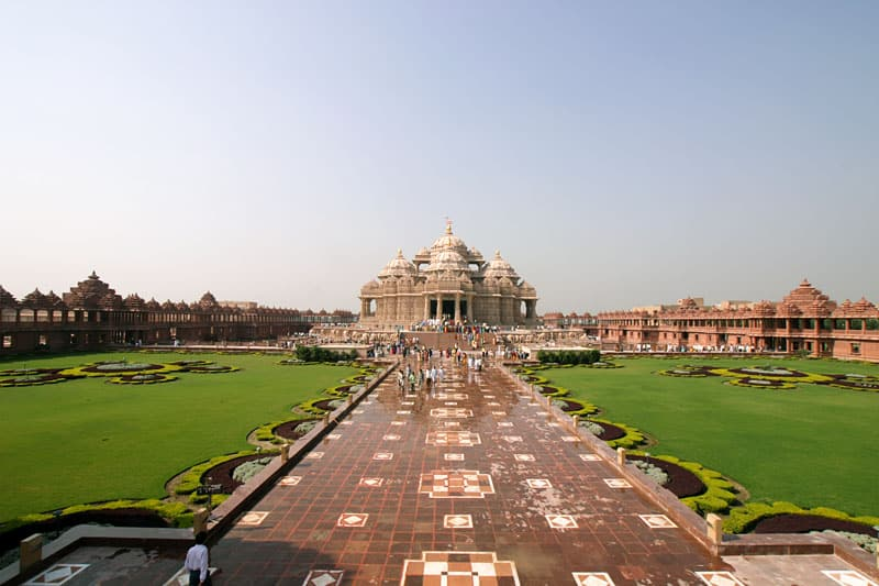 India's most beautiful temple