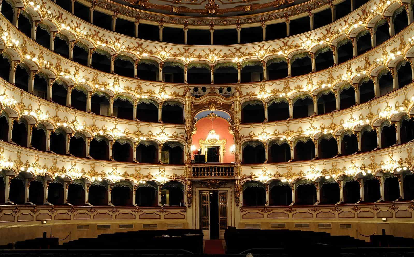 Theatre - Must see places in Piacenza Italy