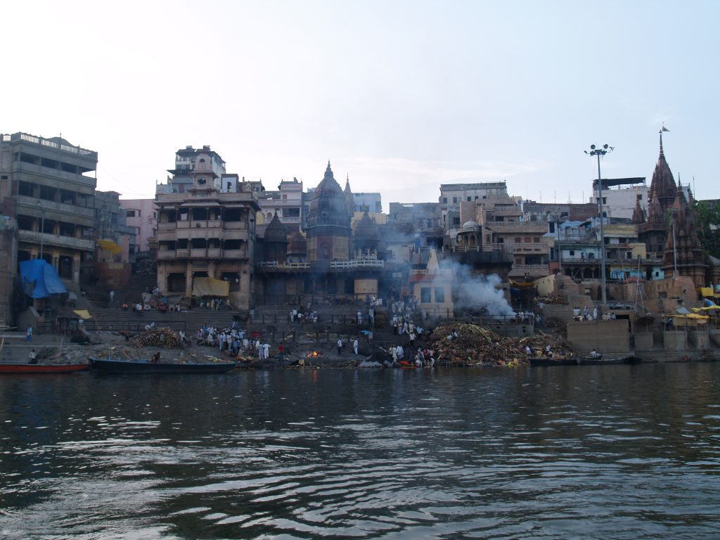 Funeral on the Ghats 1 Snazzy Trips travel blog