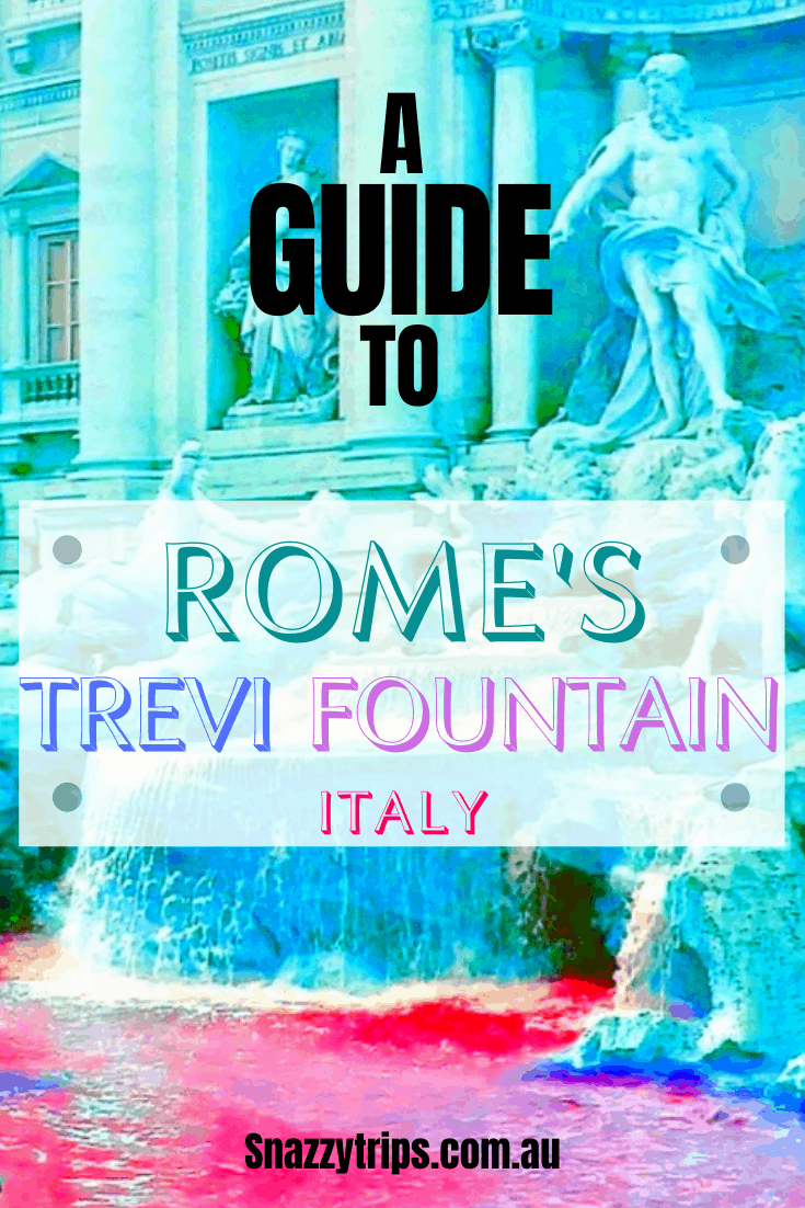 Trevi Fountain 3 Snazzy Trips travel blog