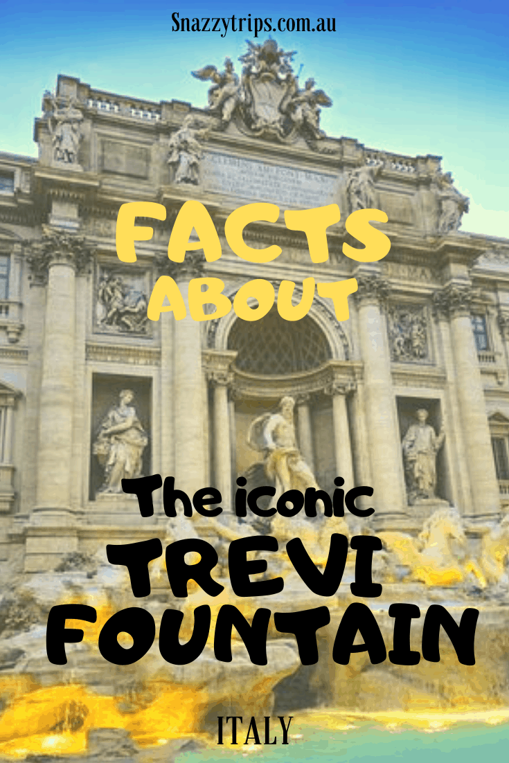 Trevi Fountain 4 Snazzy Trips travel blog