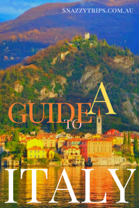 a guide to italy 4 1 Snazzy Trips travel blog