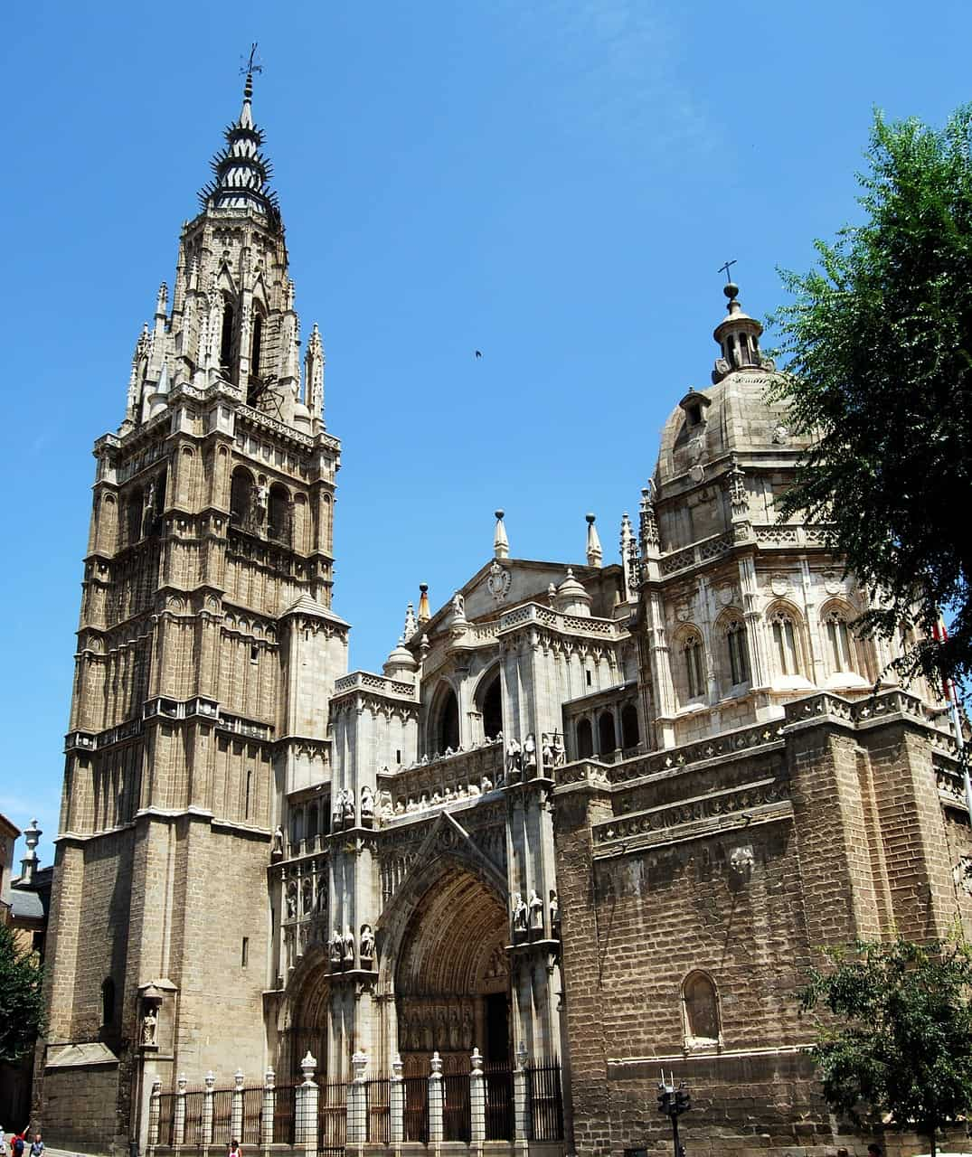 cathedral Toledo Snazzy Trips travel blog