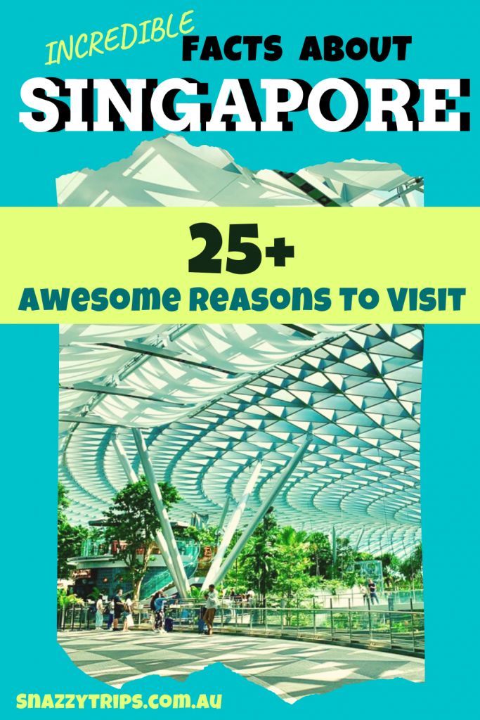 25+ Facts About Singapore