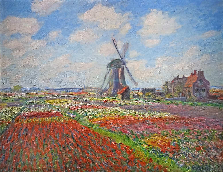 Champs de Tulipes de Claude Monet 1 Snazzy Trips travel blog