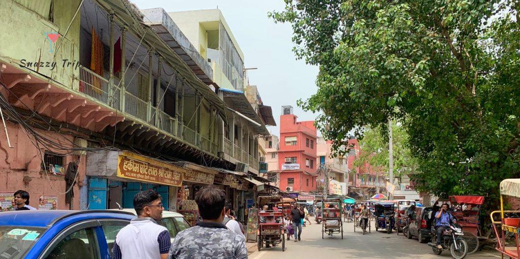 tips for surviving Delhi