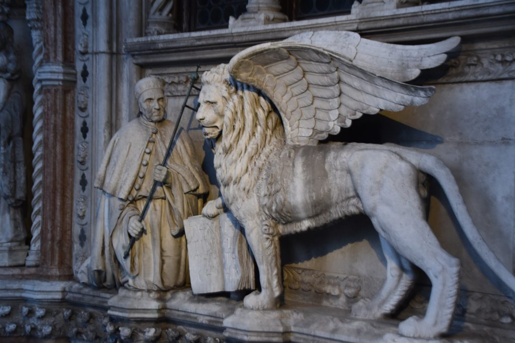 Doges Palace Snazzy Trips travel blog