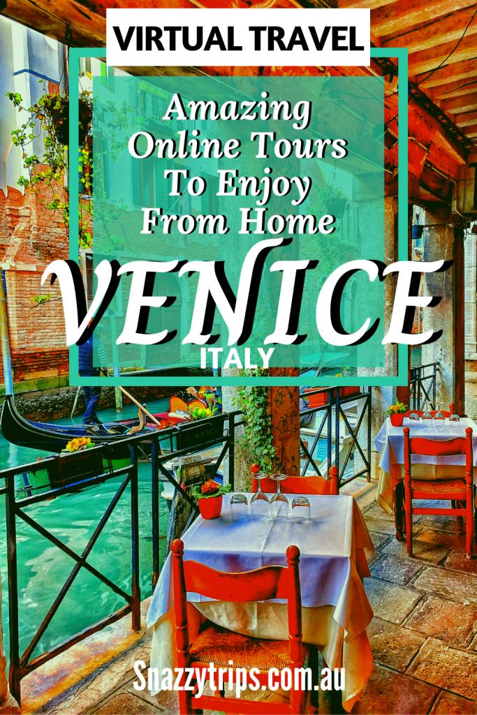 virtual venice tours online