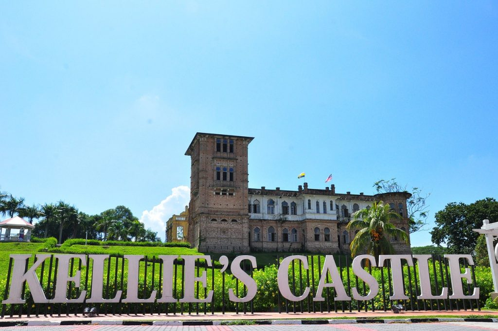kellie castle Ipoh Snazzy Trips travel blog