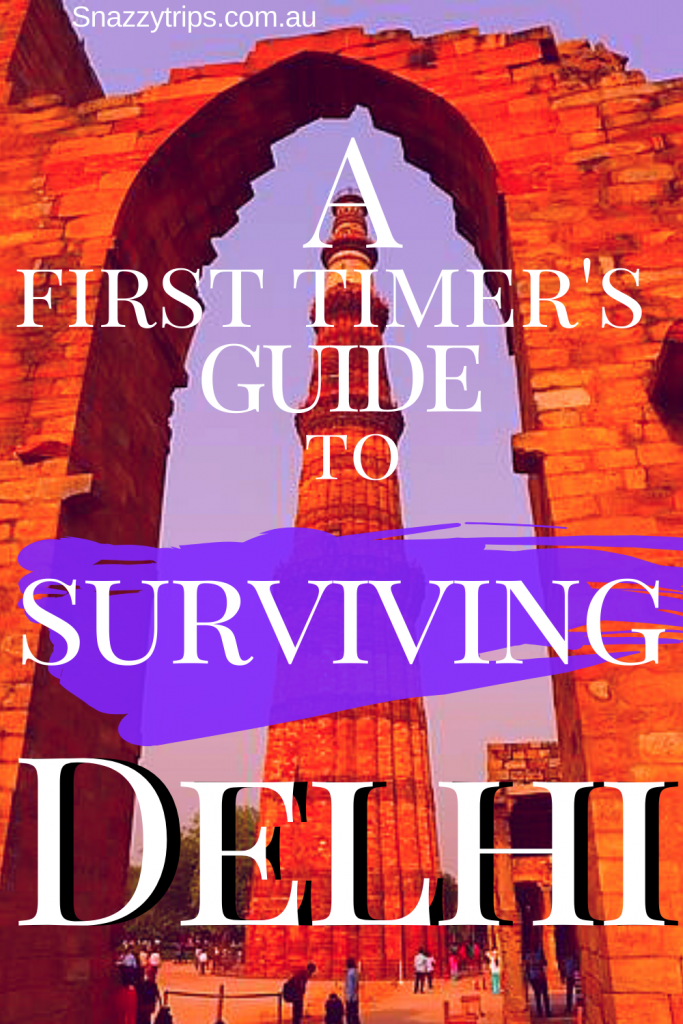 tips for surviving Delhi 1 Snazzy Trips travel blog