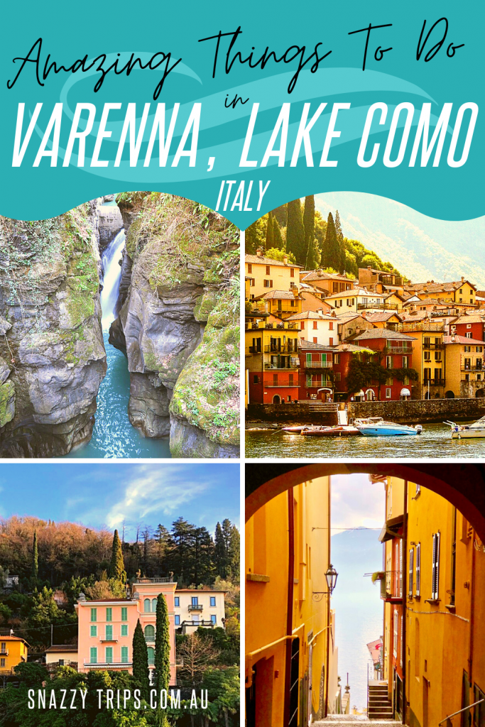 A day in Varenna, Italy