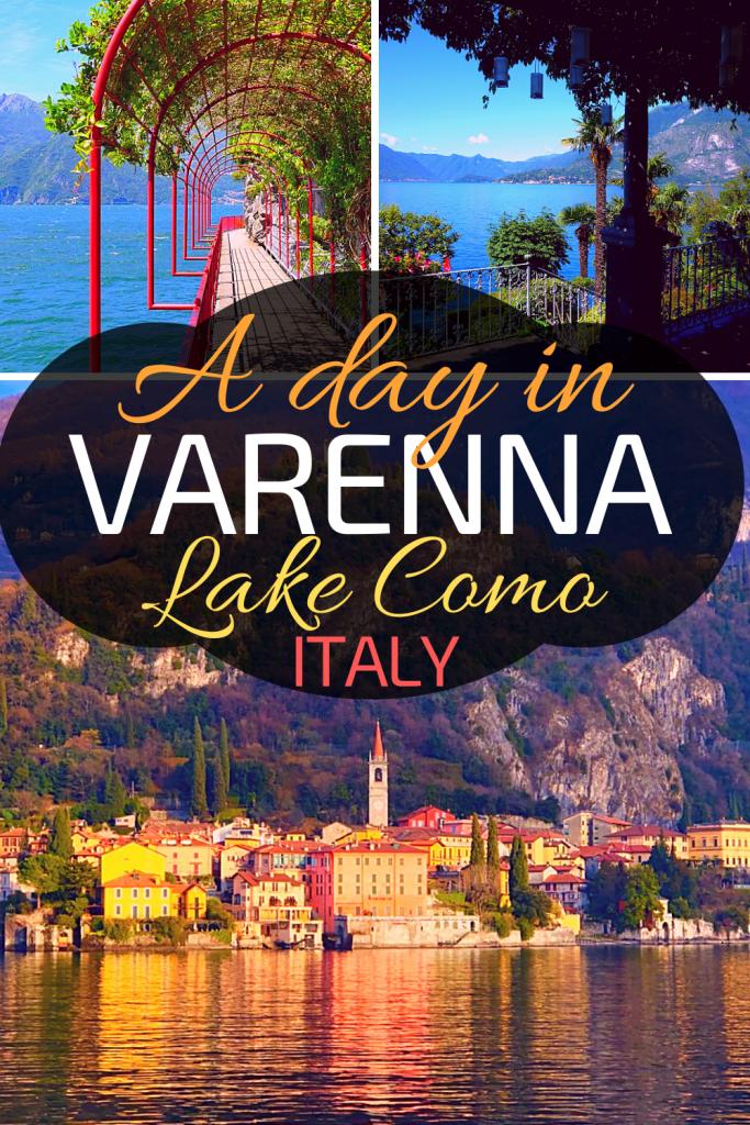 A Day in Varenna, Lake Como, Italy