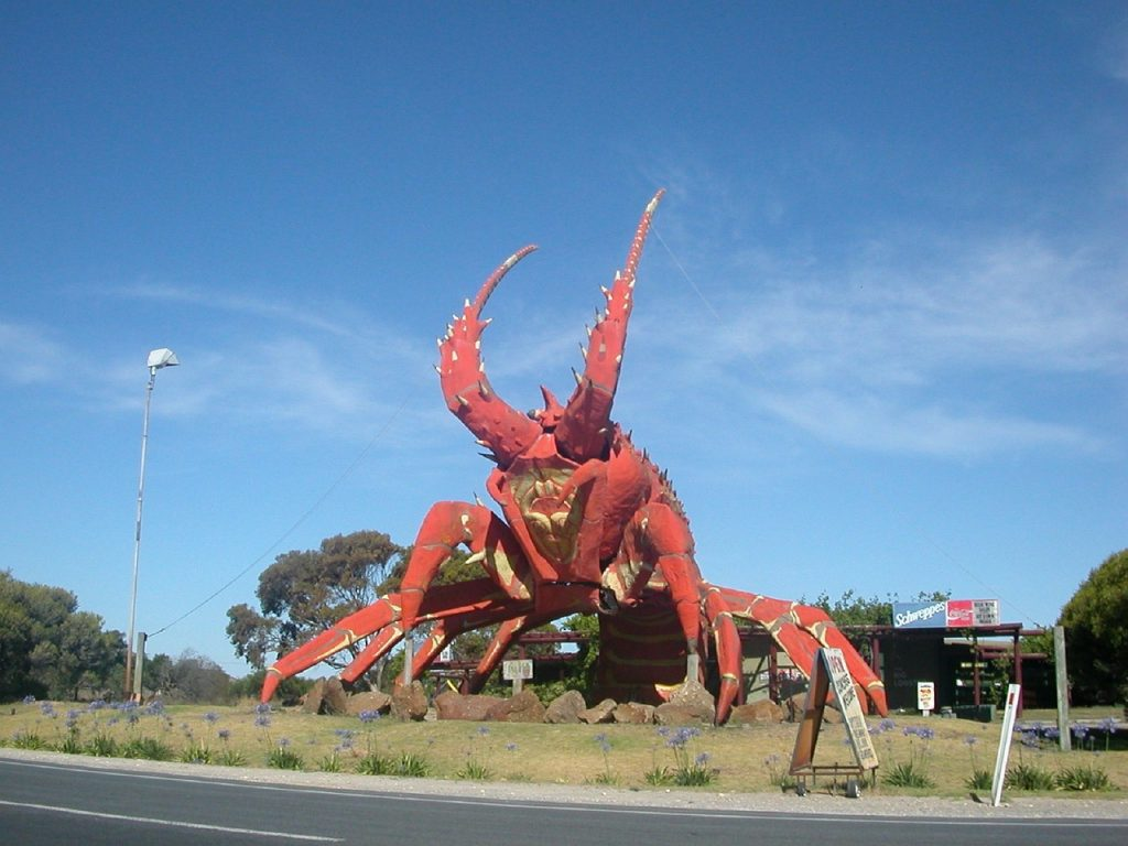 giant lobster sth australia Snazzy Trips travel blog