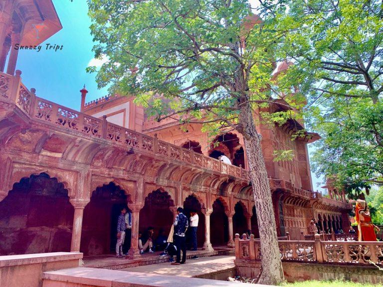 Historic Taj Ganj, Agra
