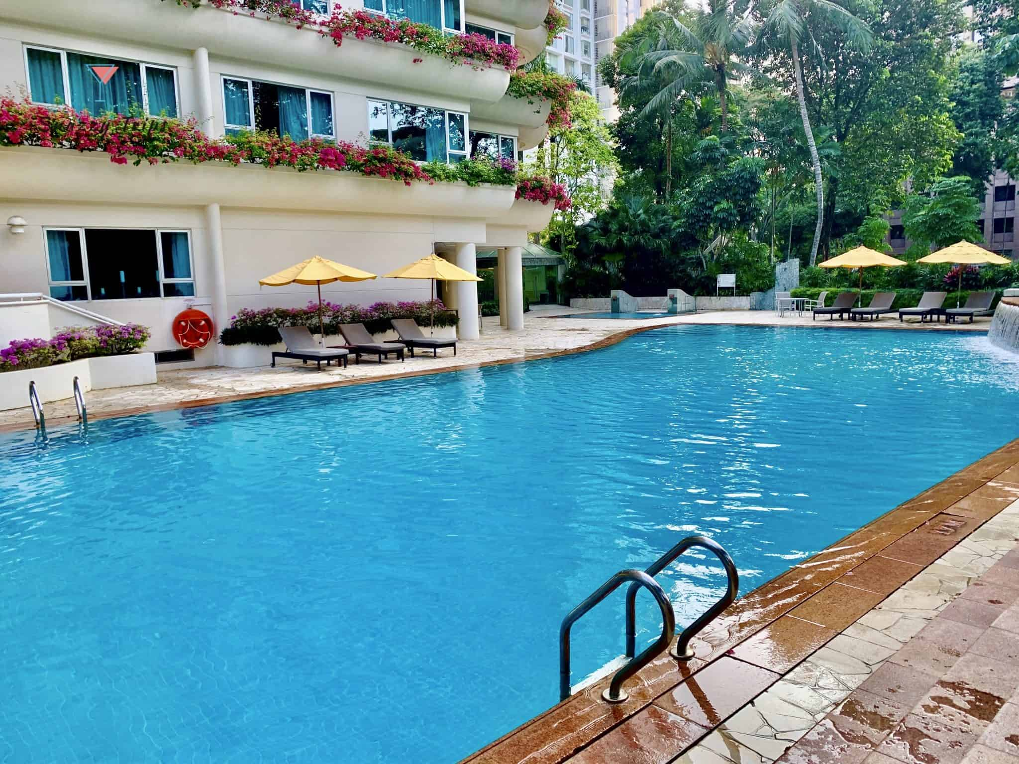 The Perfect Stay At Shangri-La Apartments Singapore