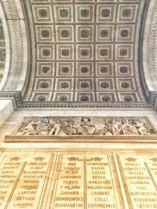 gallery of Arc de Triomphe Paris