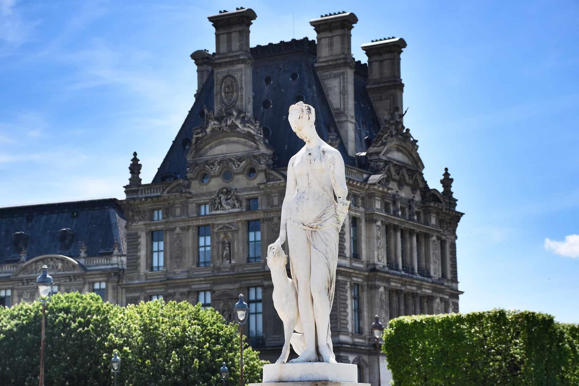 The Iconic Tuileries Gardens in Paris