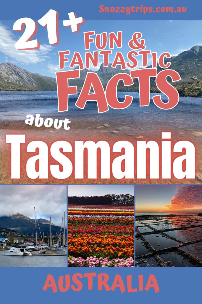 21 fun fantastic facts about Tasmania Australia 2 Snazzy Trips travel blog