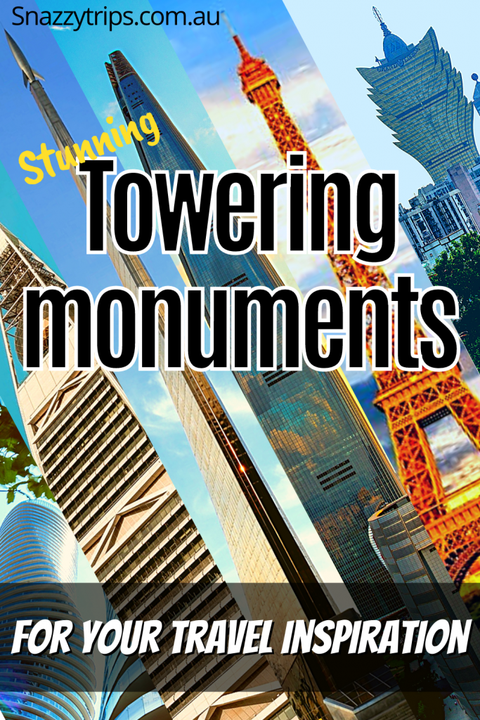 the world's love of towers