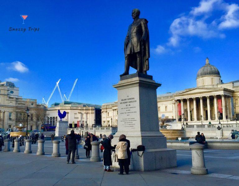 Reasons To Visit London's Famous Trafalgar Square