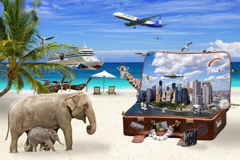 101 Gobsmacking World Travel Facts