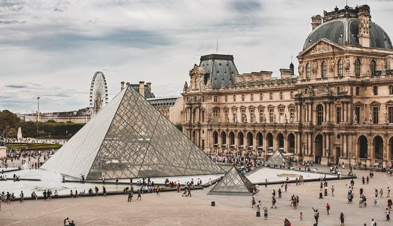 Unbelievable Louvre Pyramid Facts You Didn't Know
