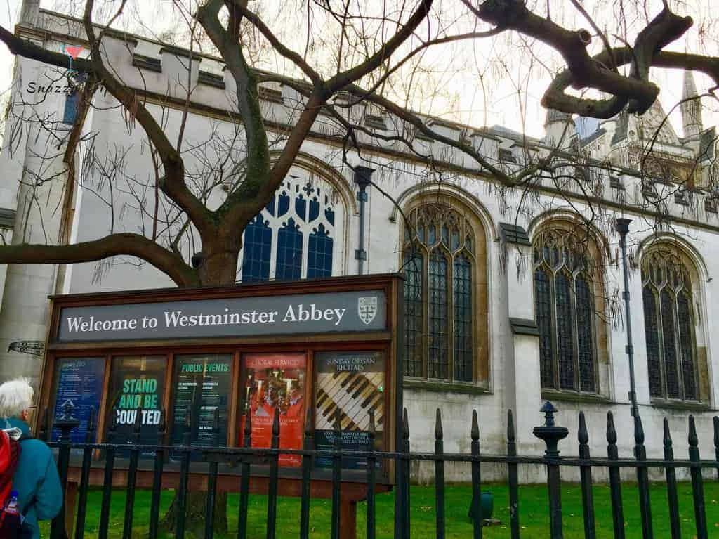 Why visit Westminster Abbey in London
