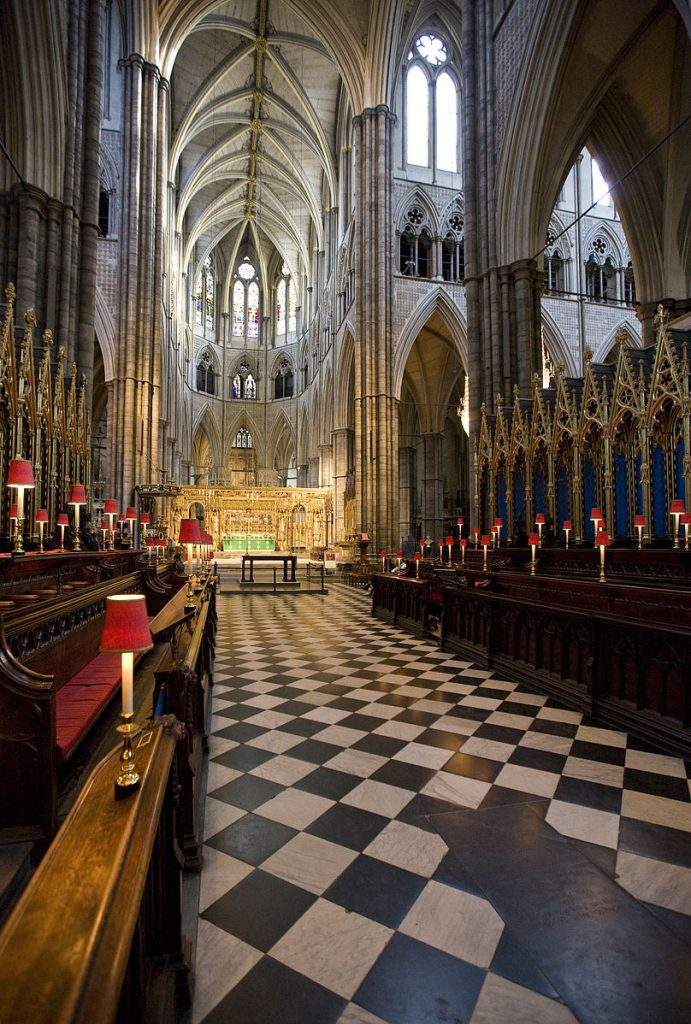 808px Westminster Abbey Interior MOD 45152595 Snazzy Trips travel blog