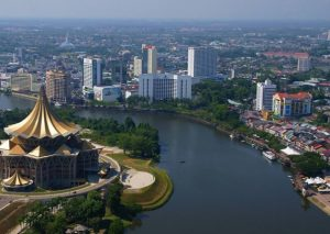 Sarawak River Snazzy Trips travel blog
