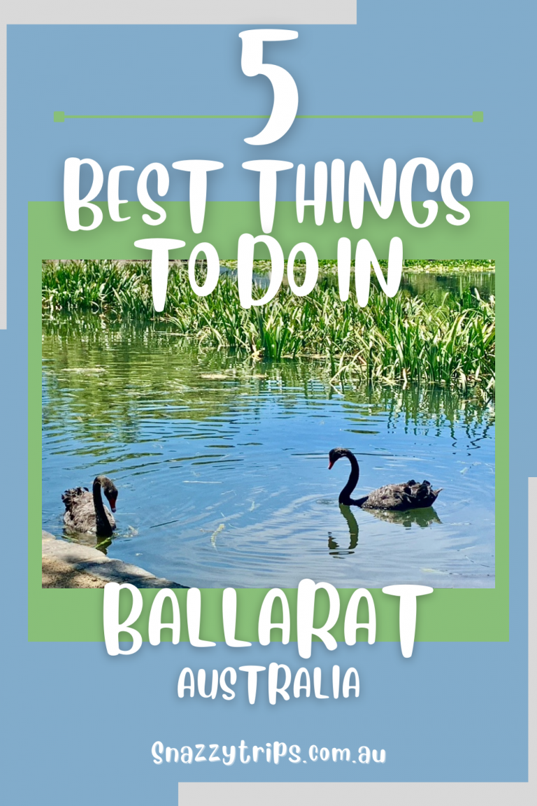 5 best Things to do in Ballarat