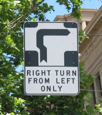 Hook_Turn_Sign_Melbourne