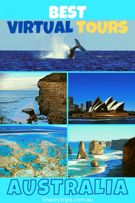 best virtual tours around Australia